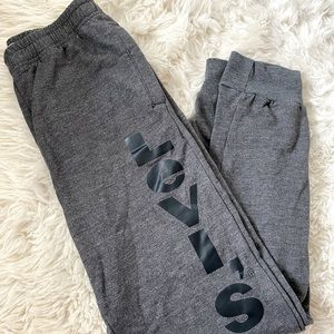 Levi's sweat pants